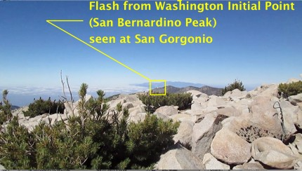 First Flash annotated